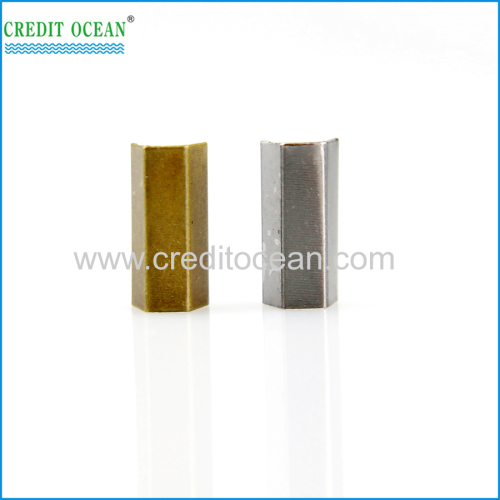 CREDIT OCEAN custom log Metal Aglets Shoelace Tip Ends