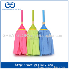 High quality absorbent cloth mop with paint iron handle