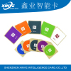 Customized Rewritable RFID Sticker Ntag203 NFC Label
