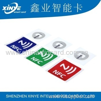 13.56mhz NFC chip tag