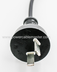 argentina 2-pin power plug/Argentina power cord/ IRAM approved