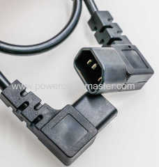 SAA approval power cords australia C13 C14