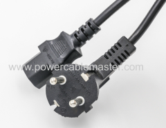 Korea KS PVC Power Cable THREE PINS