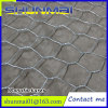 Galvanized river bank The stone cage nets/Hexagonal wire mesh stone cage nets