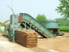 Hellobaler Straw Baling Machine for animal food factory