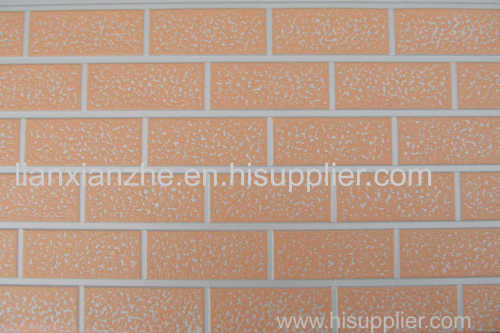 Brick Style decorative instulated exterior wall panel