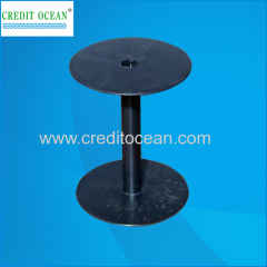 CREDIT OCEAN high quality lace plastic bobbin for ribbon