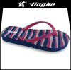 Lightweight women beach flipflop cheap eva slippers wholesale with pvc strap