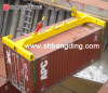40 feet Movable I new type semi-automatic container spreader