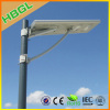 led street light solar solar street lamp 20w-120w for rural road and garden lighing