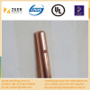 copper clad earthing rod with hole