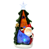 Resin Christmas Tree Nite Lite Xmas LED Decoration