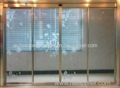 Automatic sliding door opener