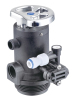 Double Way Flush water softener valve