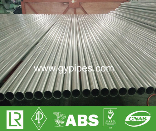 Stainless Steel Grade 304 Industrial Pipe
