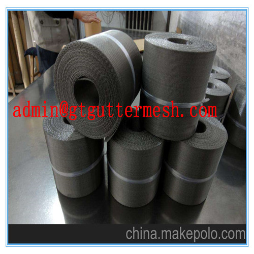 reversed dutch weave wire mesh