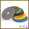 "3"" 4"" 5"" inch dry Wet diamond polishing pad for marble"