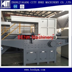 waste plastic pipe/profile/board/sheet shredder machine