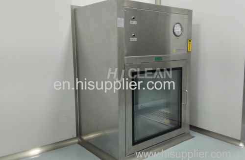 Dynamic Pass Box for Pharmaceutical Clean Room
