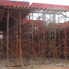 Prefabricated steel scaffolding prefabricated building