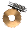 china manufacturer worm gear
