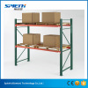 Teardrop pallet rack for heavy duty warehouse