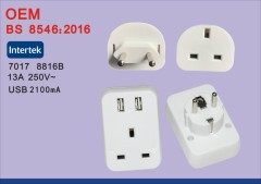 Low Price BS8546 eu travel adapter