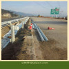 Hot Galvanized crash barrier/highway guardrail