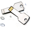 Fancy Key usb flash drive 8gb metal key usb printing logo