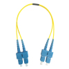 SC to SC SM Duplex FO Patch Cable