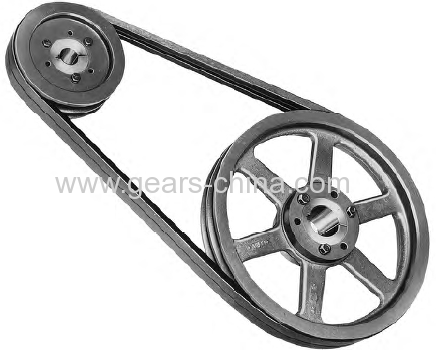 QD pulley made in china