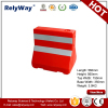 Plastic Roadway Safety Barrier