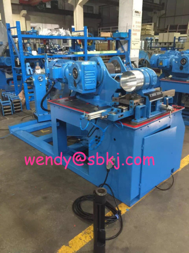 Spiral Tube former forming machine