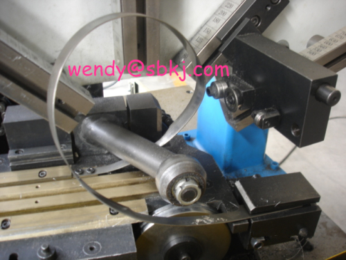 air duct forming machine