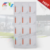 Latest stainless steel locker 12 door steel locker Office use storage steel filling cabinet Metal steel locker