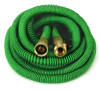 3 X Expandable garden hose with solid brass fitting