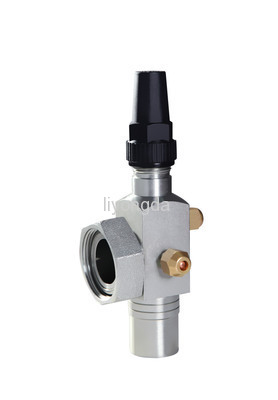 Rotary Joint valve for compressor unit