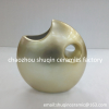 modern ceramic vase artificial flower vase for home decor
