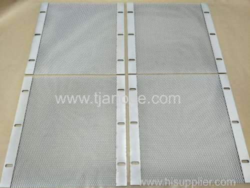 Platinized Mesh Titanium Anodes Used in Hard Chrome Plating