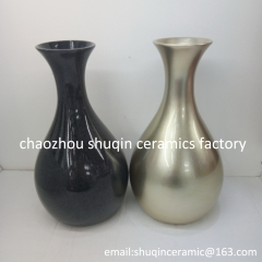 dolomite vase ceramic vase indoor vase light weight vase