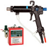 hongda electrostatic spray gun