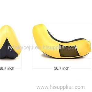 Factory Wholesale Inflatable Bed Hangout Inflatable Sofa Chillax Inflatable Lounger