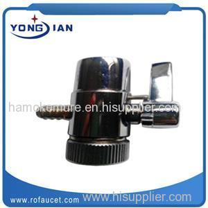 Diverter Adaptor Valve For Water Drinking
