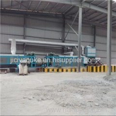 Hot Aluminium Scrap Recycling And Separating Machine And Cooling Machine For Aluminium Recycling Plant Project
