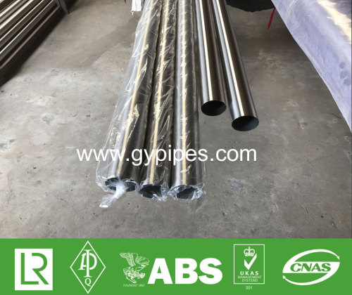 ERW Welded Annealed Stainless Steel Pipe