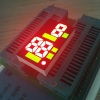 Custom Design super red / super green common anode 7 segment led display for home appliances