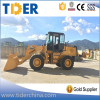 TIDER 3 ton front end wheel loader truck with competitive price