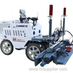 YZ25-6 Concrete laser screed - Hydraulic Gasoline Concrete Paver Machine Equipment For Cement Road Paving