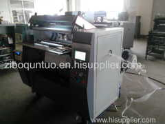 Cashier paper cutting carbonless copy paper cutting machine cashier