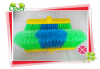 Soft Bristle Plastic Broom Head Tata Straight Broom